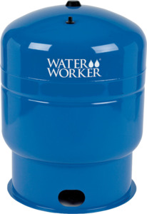 Water Worker HT-44B Pre-Charged Well Tank, 44 gal